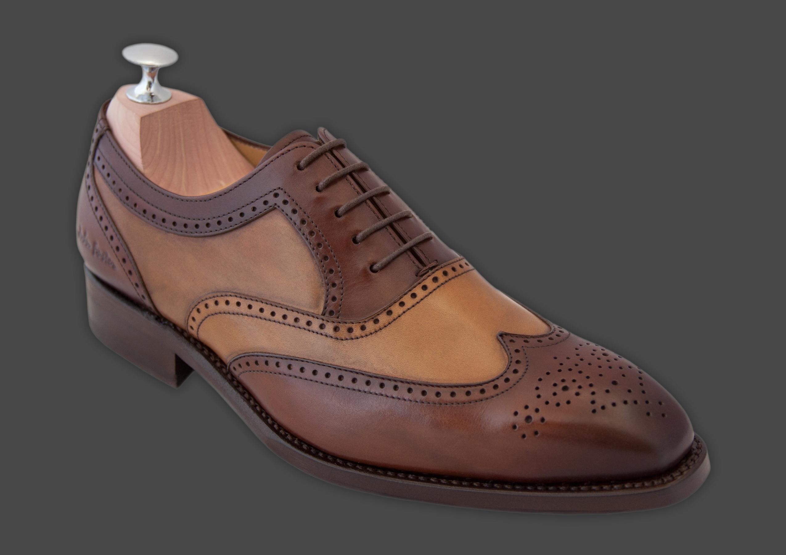 Bien-aimé Academy Two-Tone < Latest Models < Shoes < Our catalogue | John Foster CJ58
