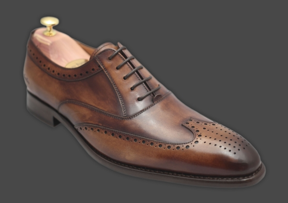 7ab2142747a chaussure homme haut de gamme - John Foster